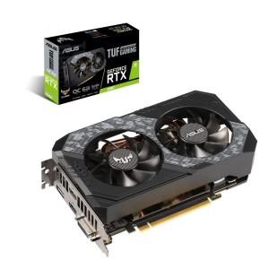 Placa Gráfica Asus TUF GeForce RTX2060 OC 6GB GDDR6 (PCI-E)