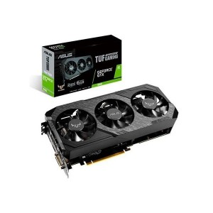 Placa Gráfica Asus GeForce GTX 1660 SUPER TUF Gaming X3 Advanced 6GB GDDR6 (PCI-E)