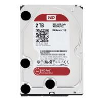Disco Rigido Western Digital 2TB RED NAS 64MB SATA III 3.5 - WD20EFRX