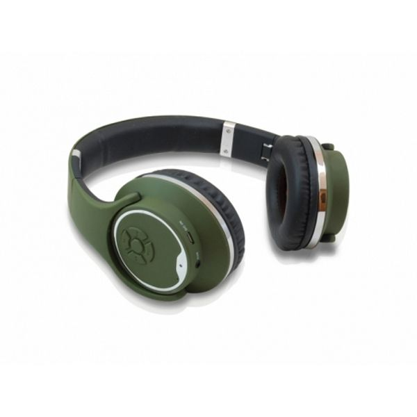 Auscultadores Wireless Conceptronic Bluetooth Green