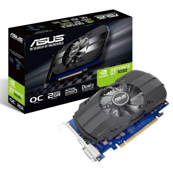 Asus GeForce GT1030 Phoenix 2GB GDDR5 90YV0AU0-M0NA00