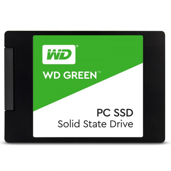 Disco Western Digital 240GB Green 2.5 SSD SATA3