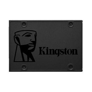DISCO DURO SSD 480GB 2.5 A400 KINGSTON  SATA 3