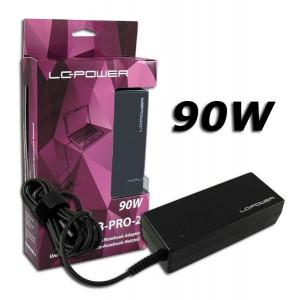 Carregador LC Power Notebook Power 90W Pro-2 - LC90NB-PRO-2