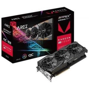 Placa Gráfica Asus Radeon RX VEGA 64 Arez OC 8GB HBM2 (PCIE)