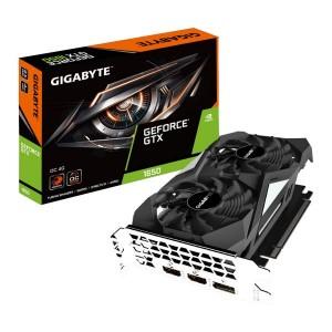 Placa Gráfica Gigabyte GeForce GTX 1650 OC 4G GDDR5 (PCI-E) - GV-N1650OC-4GD
