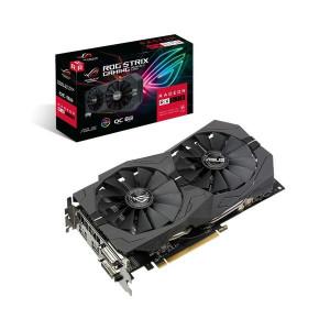 Placa Gráfica Asus Radeon RX570 Strix OC 8GB GDDR5 (PCIE)