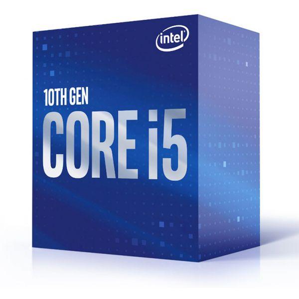 Intel Core i5 10400 6-Core (2.9GHz-4.3GHz) 12MB Skt1200 - BX8070110400