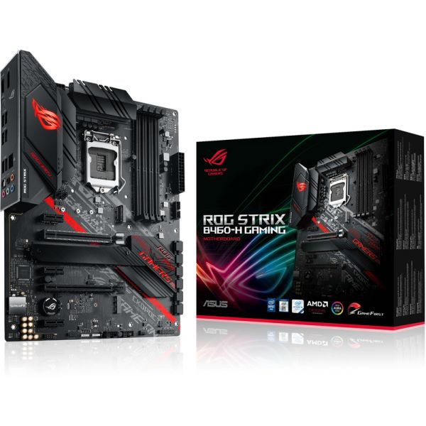 Motherboard Asus ROG Strix B460-H Gaming - 90MB13Q0-M0EAY0