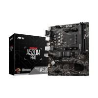 Motherboard MSI A520M PRO SktAM4 - 911-7D14-001