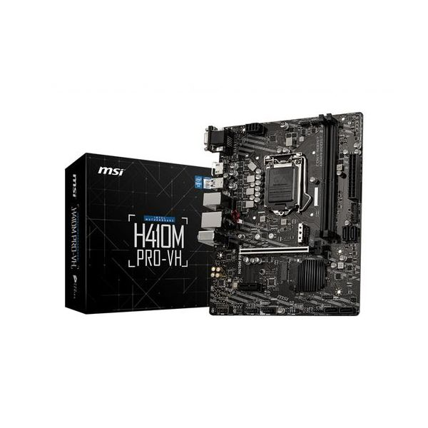 Motherboard MSI H410M PRO-VH Gen10 -  911-7C89-017