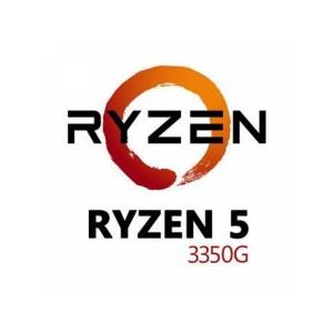 CPU AMD Ryzen  5 PRO 3350G 4X3 6HHZ 6MB TRAY Skt AM4