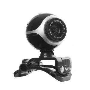 NGS Webcam 300K USB 2.0 - Micro Black