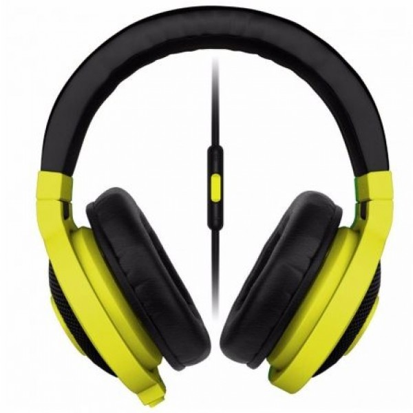 Razer Kraken Neon Yellow - RZ12-00870600-R3M1