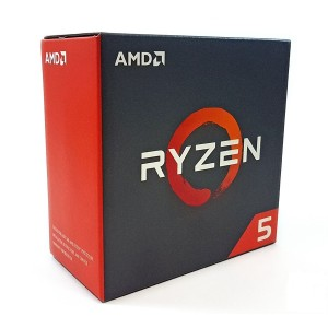 AMD Ryzen 5 1400 Quad-Core 3.2GHz c/ Turbo 3.4GHz 8MB SktAM4