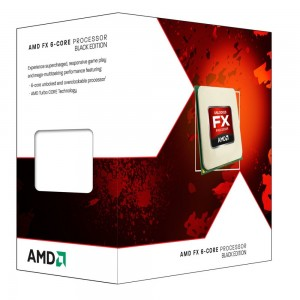 AMD FX-6350 3.9Ghz Black Edition