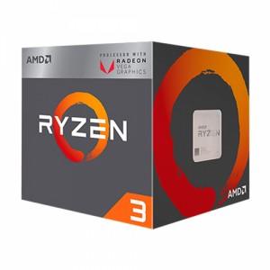 AMD Ryzen 3 2200G 3.5GHz 6MB Skt AM4 - YD2200C5FBBOX