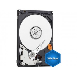 Disco Western Digital 500GB Blue 2.5 5400rpm SATA III 16MB - WD5000LPCX