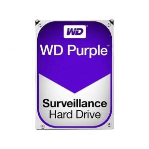 Disco Western Digital 2TB 3.5 Purple 7200rpm SATA III 64MB - WD20PURZ