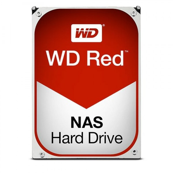 Western Digital 4TB 3.5 Red 5400rpm SATA III 64MB - WD40EFRX