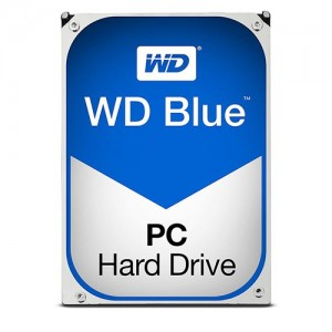 Western Digital 4TB Blue 64MB 5400rpm SATAIII 6Gb/s - WD40EZRZ