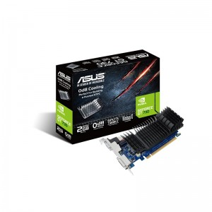Asus GeForce GT730 2GB GDDR5 (PCI-E) - 90YV06N2-M0NA00