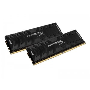 Kingston 16GB HyperX Predator (2x 8GB) DDR4 3000MHz CL15 XMP Black - HX430C15PB3K2/16