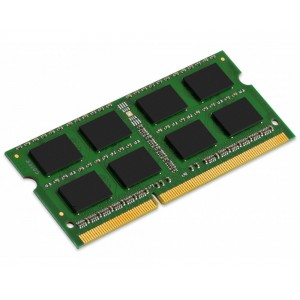Kingston 2GB DDR3 1600MHz PC3-12800 CL11 - KVR16S11S6/2