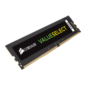 Corsair 16GB Value Select DDR4 2133MHz PC4-17000 CL15 - CMV16GX4M1A2133C15