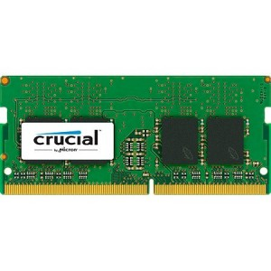 Crucial 4GB DDR4 2133MHz PC4-17000 CL15 - CT4G4SFS8213