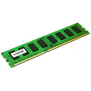 Crucial 16GB DDR4 2133MHz PC4-17000 CL16 - CT16G4DFD8213
