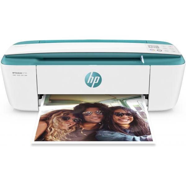 HP DeskJet 3735 All-in-One - T8X10B