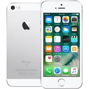 Apple iPhone SE - 128GB - Prateado
