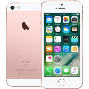 Apple iPhone SE - 128GB - Rosa Dourado