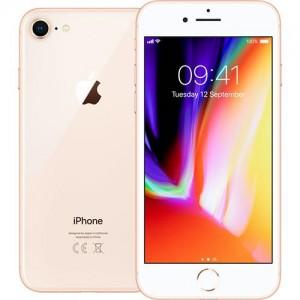 Apple iPhone 8 - 256GB - Dourado