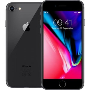 Apple iPhone 8 - 256GB - Cinzento Sideral