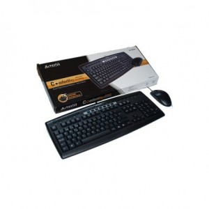 Kit Teclado + Rato A4Tech 8620D
