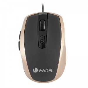 NGS USB Optical Mouse - TICKGOLD