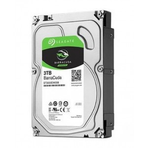 "Seagate 3TB Barracuda 7200rpm 3.5"" SATA III 256 MB - ST3000DM007"