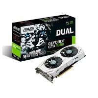 Placa Gráfica Asus GeForce GTX1060 Dual OC 6GB GDDR5 (PCI-E) - 90YV09X0-M0CA00