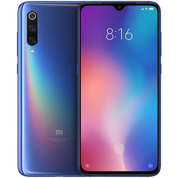 Smartphone Xiaomi Mi 9 Dual SIM 6GB/64GB Ocean Blue