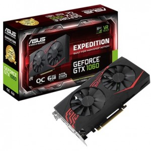 Placa Gráfica Asus GeForce GTX1060