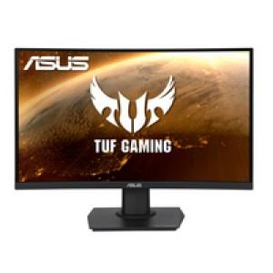 Monitor Curvo Asus TUF Gaming VG24VQE VA 23.6