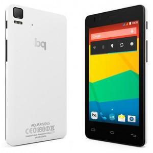 """BQ Aquaris E4 8GB White 4"""" - 03BQAQU19"""