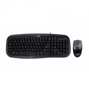 Genius Keyboard + Mouse KM-200 USB