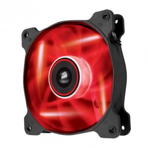 Corsair Air Series AF120 Quiet Edition High Airflow 120mm Red LED