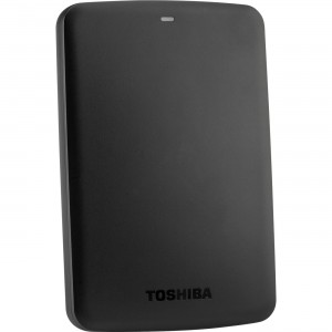 Toshiba 2TB Canvio Basics 2.5 USB 3.0 - HDTB320EK3CA