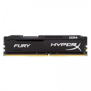 Kingston 4GB HyperX Fury Black DDR4 2400MHz CL15 - HX424C15FB/4