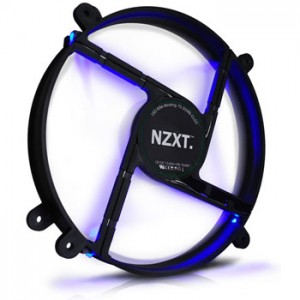 NZXT Fan FS 200mm LED Blue
