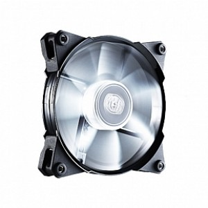 Cooler Master Jet Flow 120mm White LED